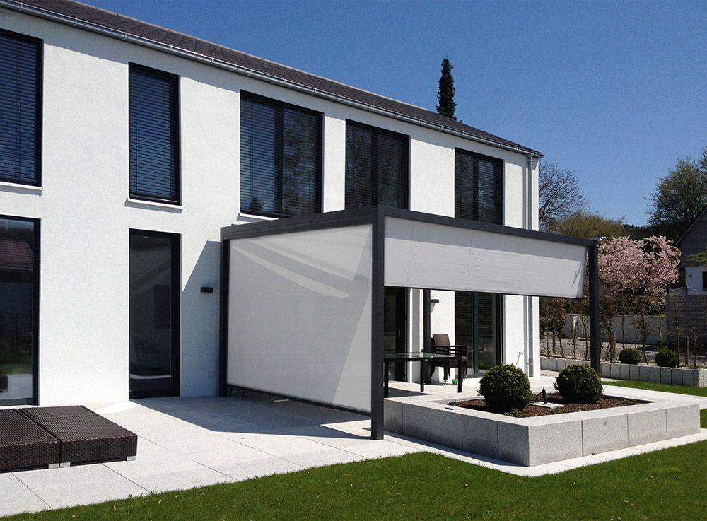 Markisen Bieten Klassischen Sonnenschutz Fur Terrasse