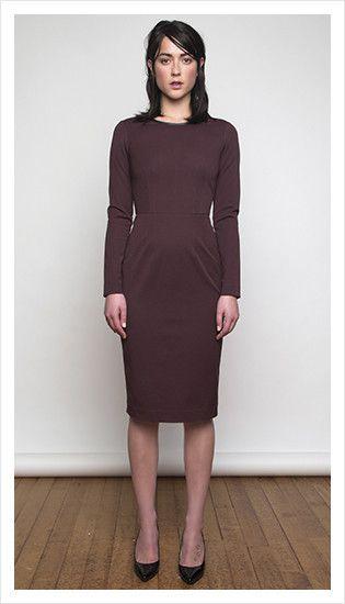 Farrow Dress from Juliette Hogan. PERF.