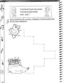 Educacao Infantil Profª Dessire Apostila Para Maternal