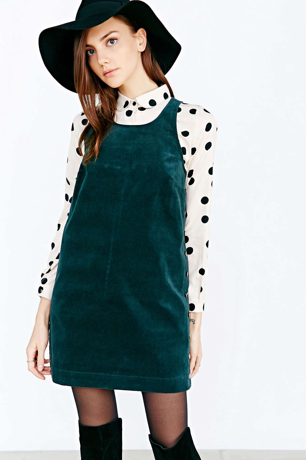 Cooperative Polly Frock-et Dress - Urban Outfitters