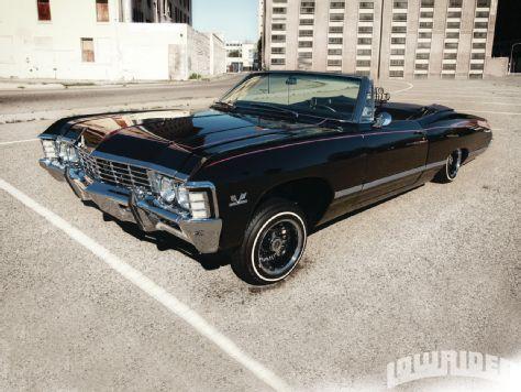 1967 Chevrolet Impala Convertible Lowrider Magazine