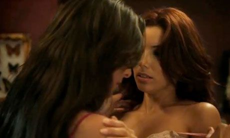 Lesbian castle movie