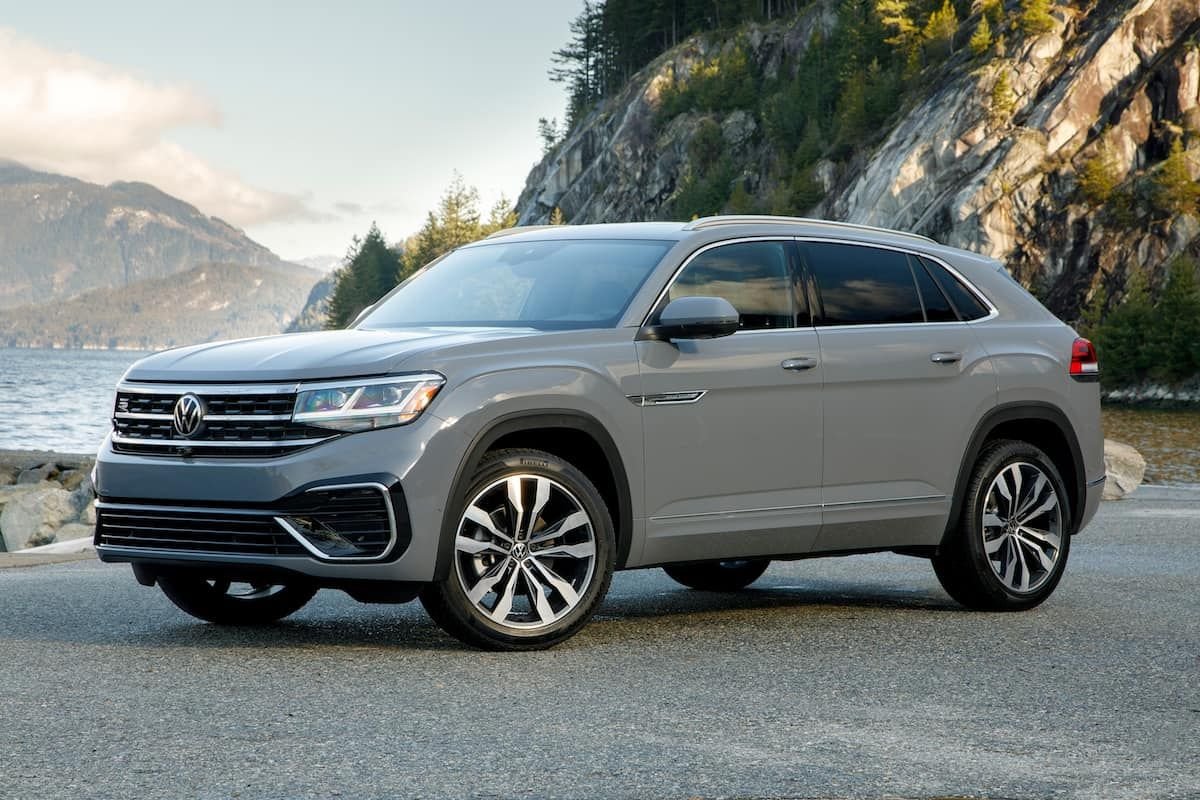 First Drive 2020 Volkswagen Atlas Cross Sport Review in