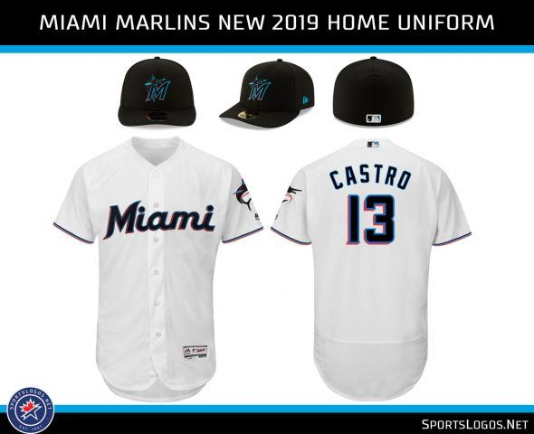 d5e96b7a3 Our Colores  Miami Marlins Unveil New Logos