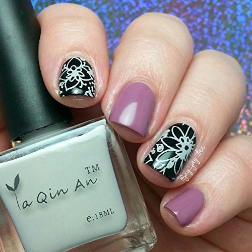 Born Pretty Nail Art Stamp Template Image Plate Tree Flower Animal BP-L011 : Beauty