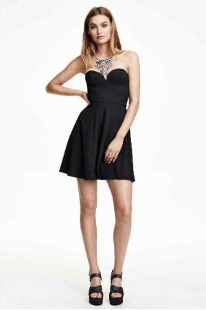 La petite robe noire asos
