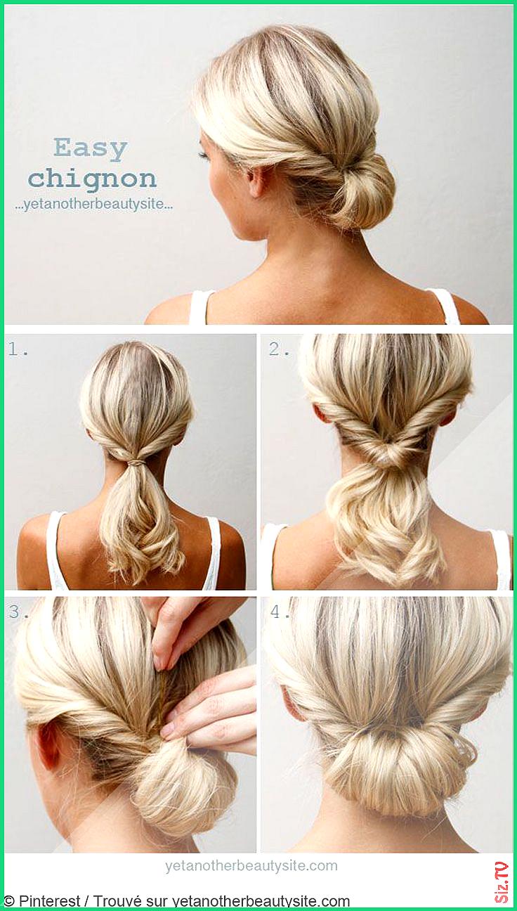 Express Hairstyle Express Hairstyle Ideas Everyday S Verine Poulain Express Hairstyle Express Ha In 2020 Medium Length Hair Styles Medium Hair Styles Diy Wedding Hair