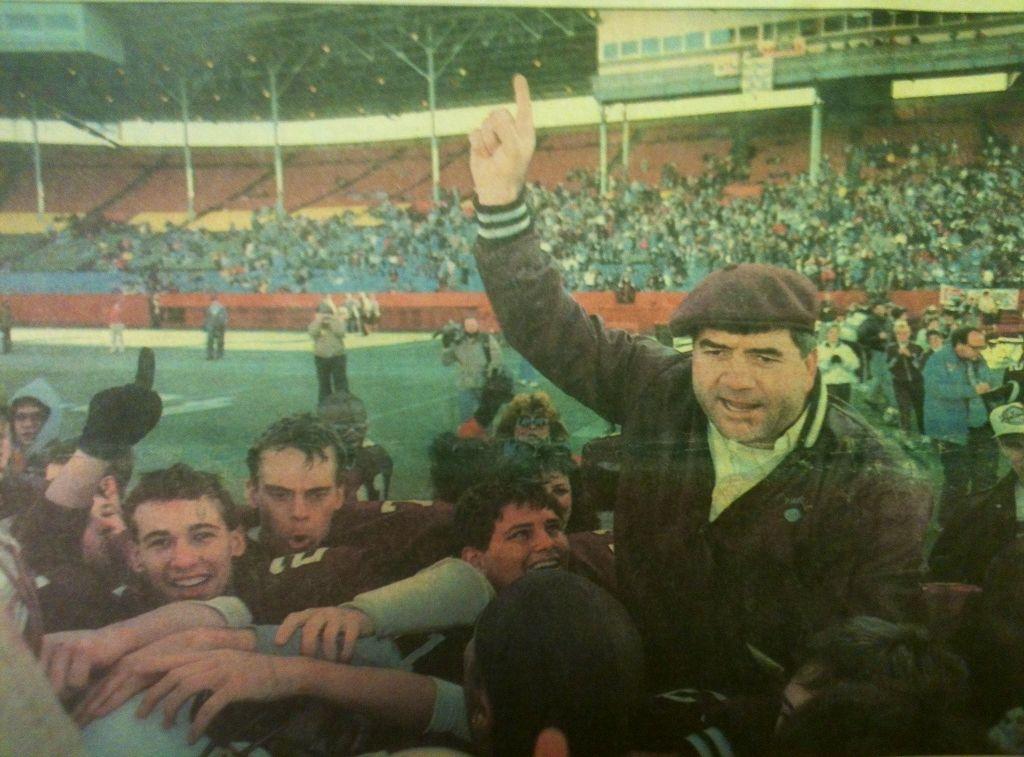 Coach hillard howard after 1988 ky class a state