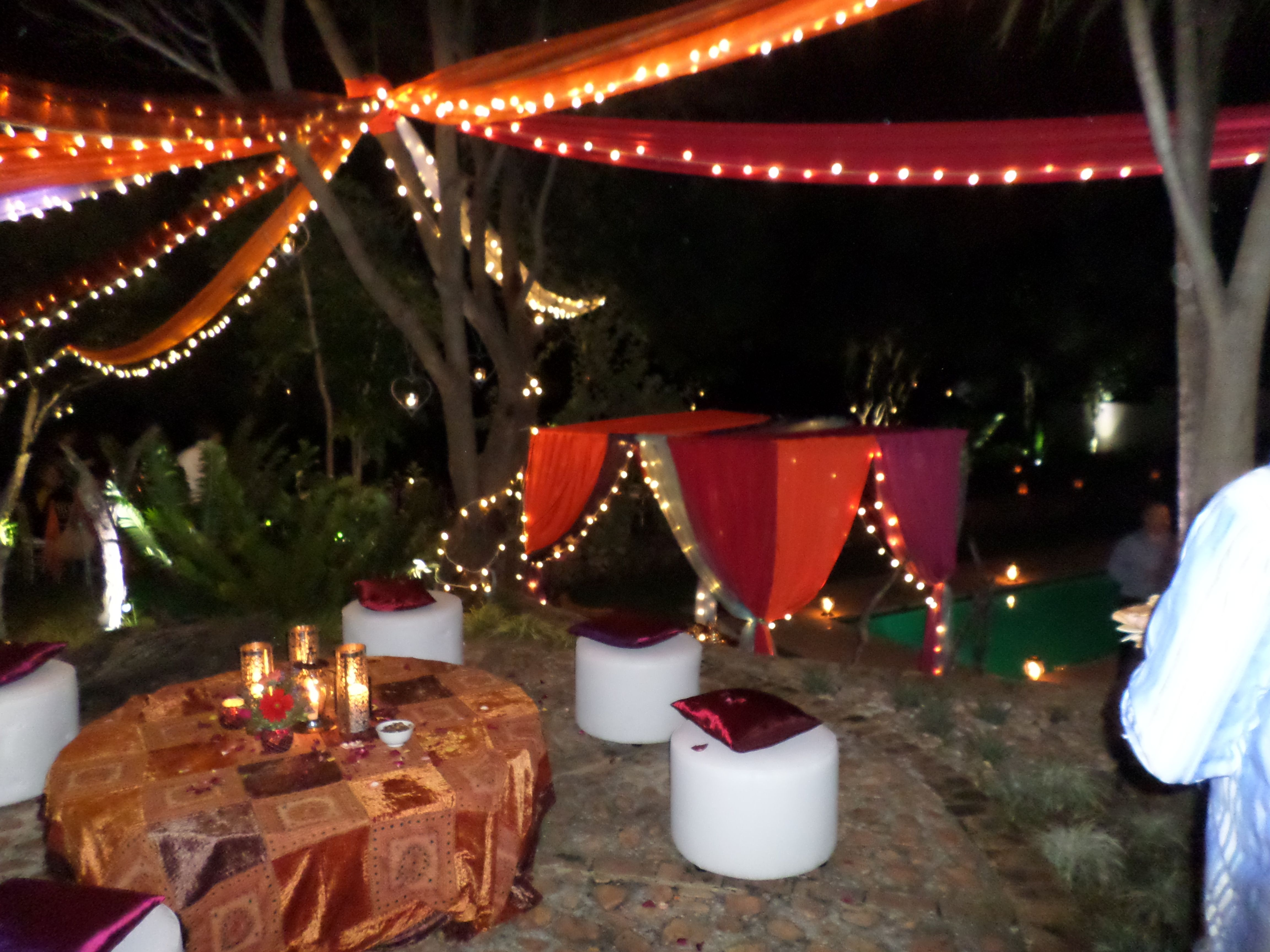 50th Birthday Party Done By Sa Wedding Decor Moroccan