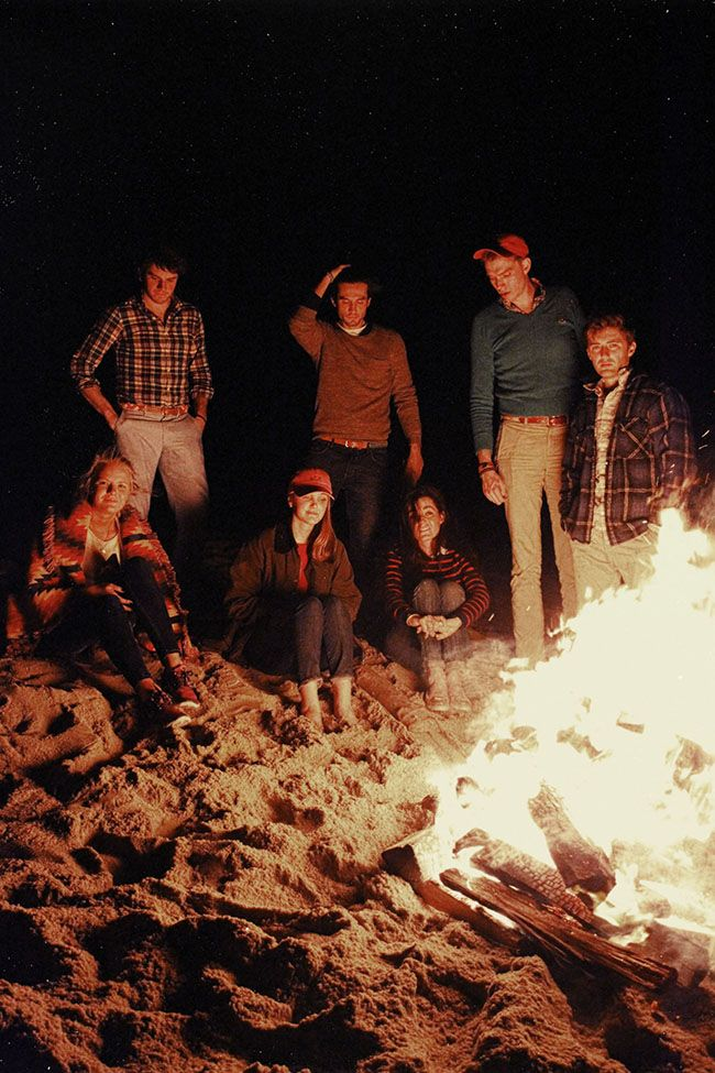 Photo of The Luxury of Boys and Bonfires Part III – Classy Girls Wear Pearls