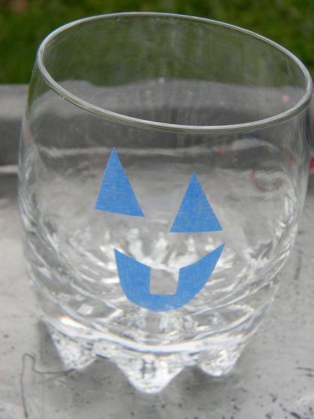 mercury glass pumpkin votives, crafts, halloween decorations, lighting, outdoor living, painting