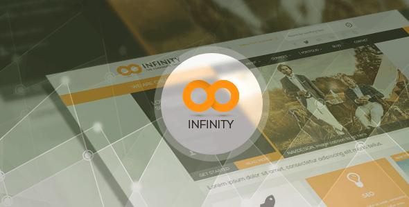 INFINITY Multipurpose Wordpress Theme Corporate
