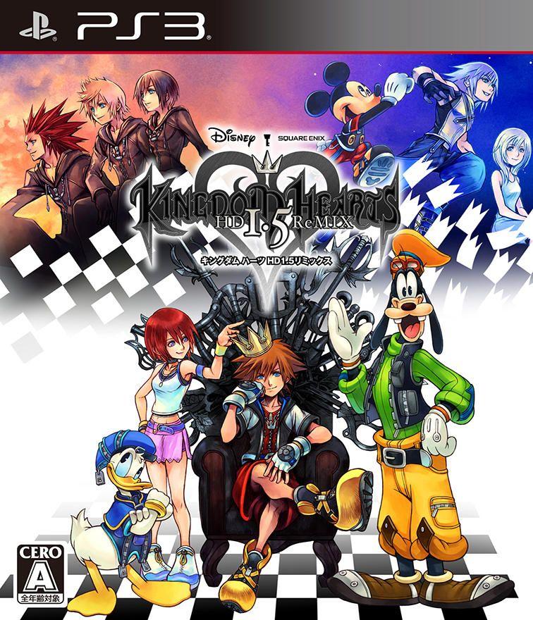 Lucien S Review Kingdom Hearts 1 5 Remix Kingdom Hearts 1 Kingdom Hearts Hd Kingdom Hearts