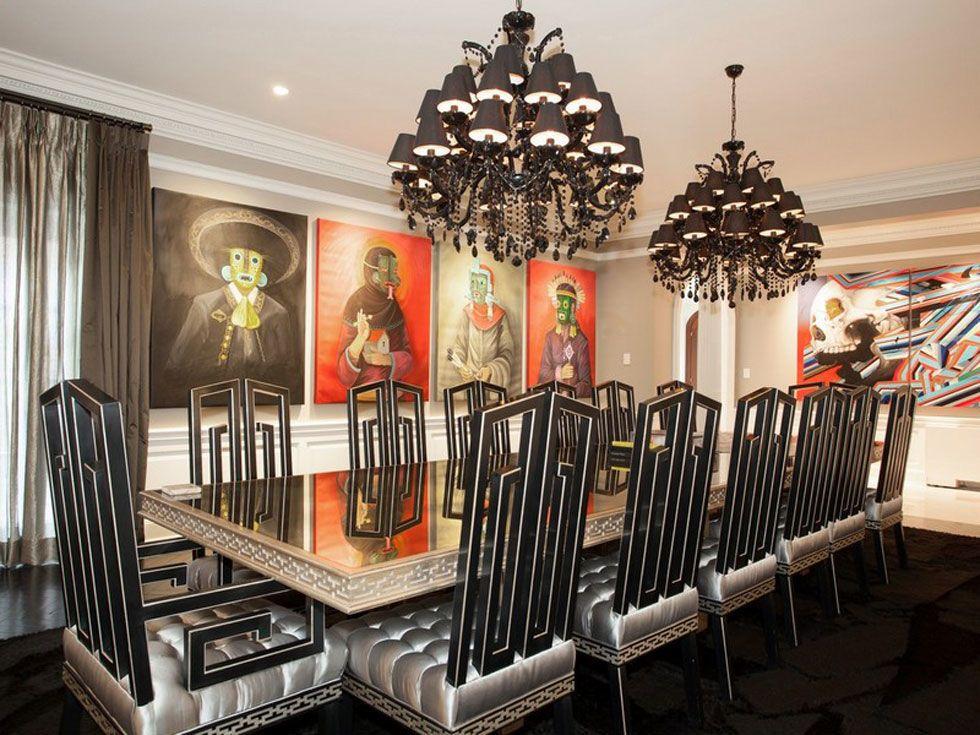 Go Inside Alicia Keys 32 Room 14 9 Million Mansion Dream