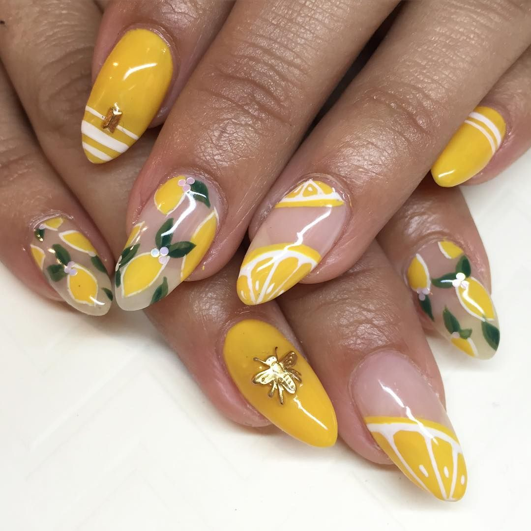 Pin By Patrice Worthy On Beauty Nails Did Pinterest Manicure