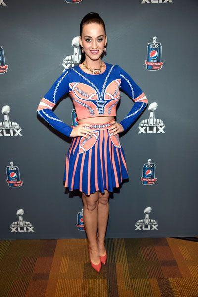 Get Katy Perry's Super Bowl Pedicure