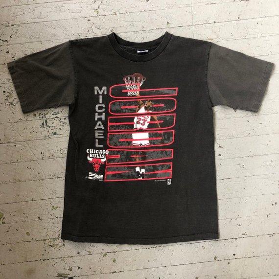 2e3504b6 Vintage 1990 Michael Jordan Chicago Bulls T-Shirt in 2019 | Products ...