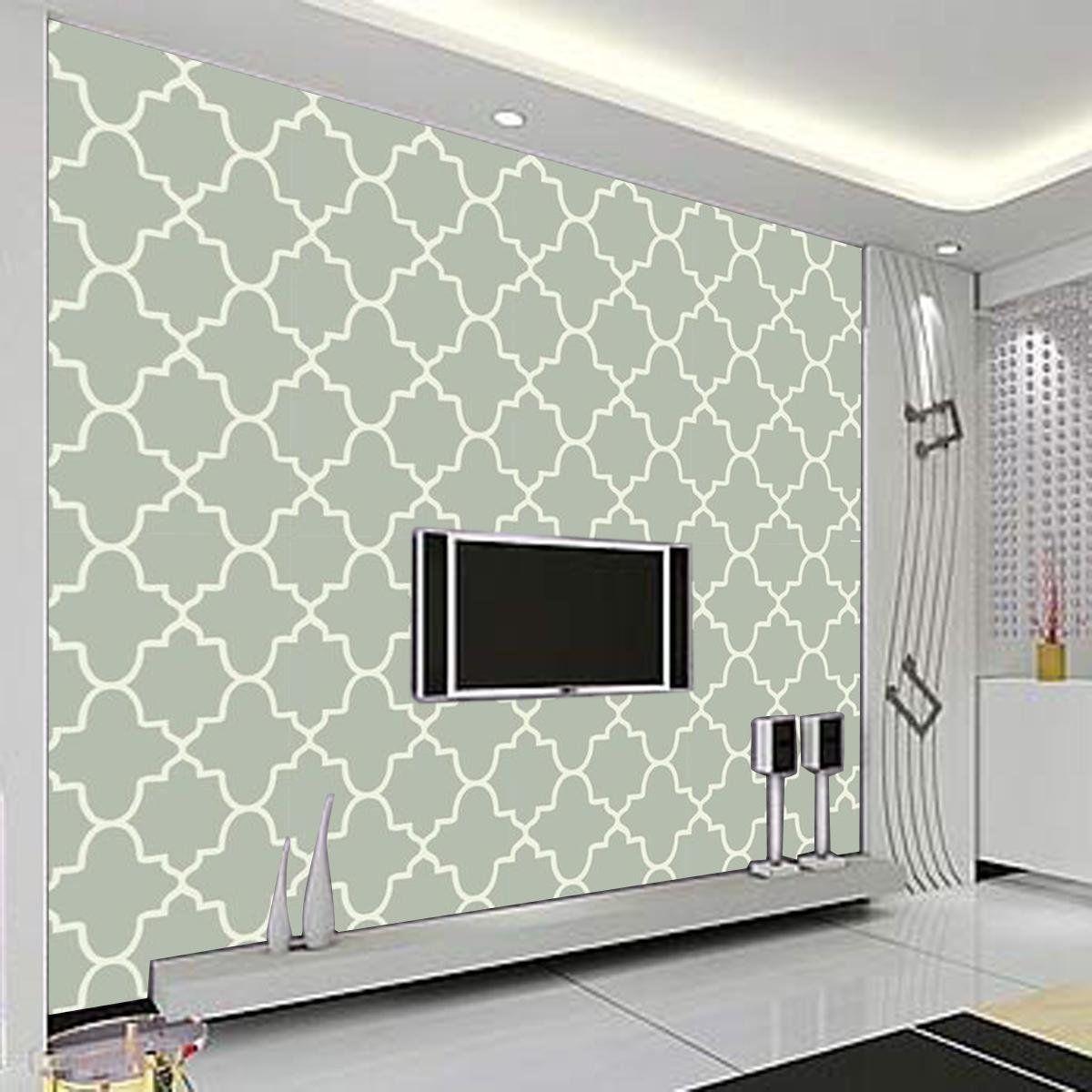 Amazon design trellis pattern allover wall stencil reusable amazon design trellis pattern allover wall stencil reusable template diy rooms furniture wallpaper amipublicfo Gallery