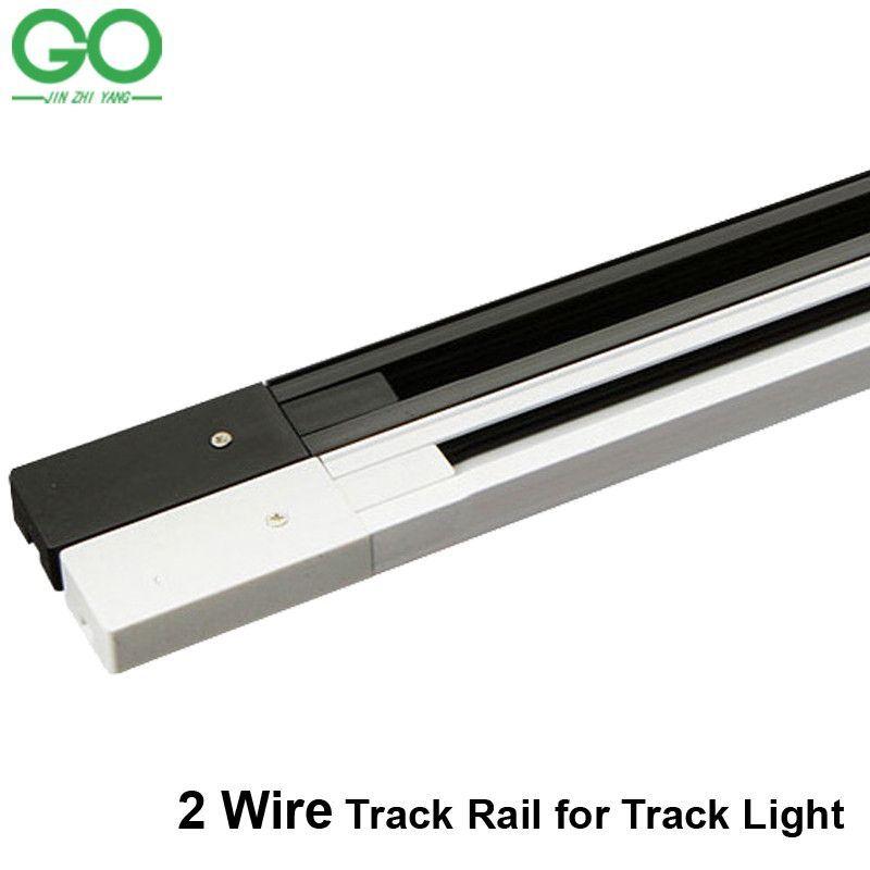 Light Rails: 1M Led Track Light Rail Track Lighting Fixture Rail 1