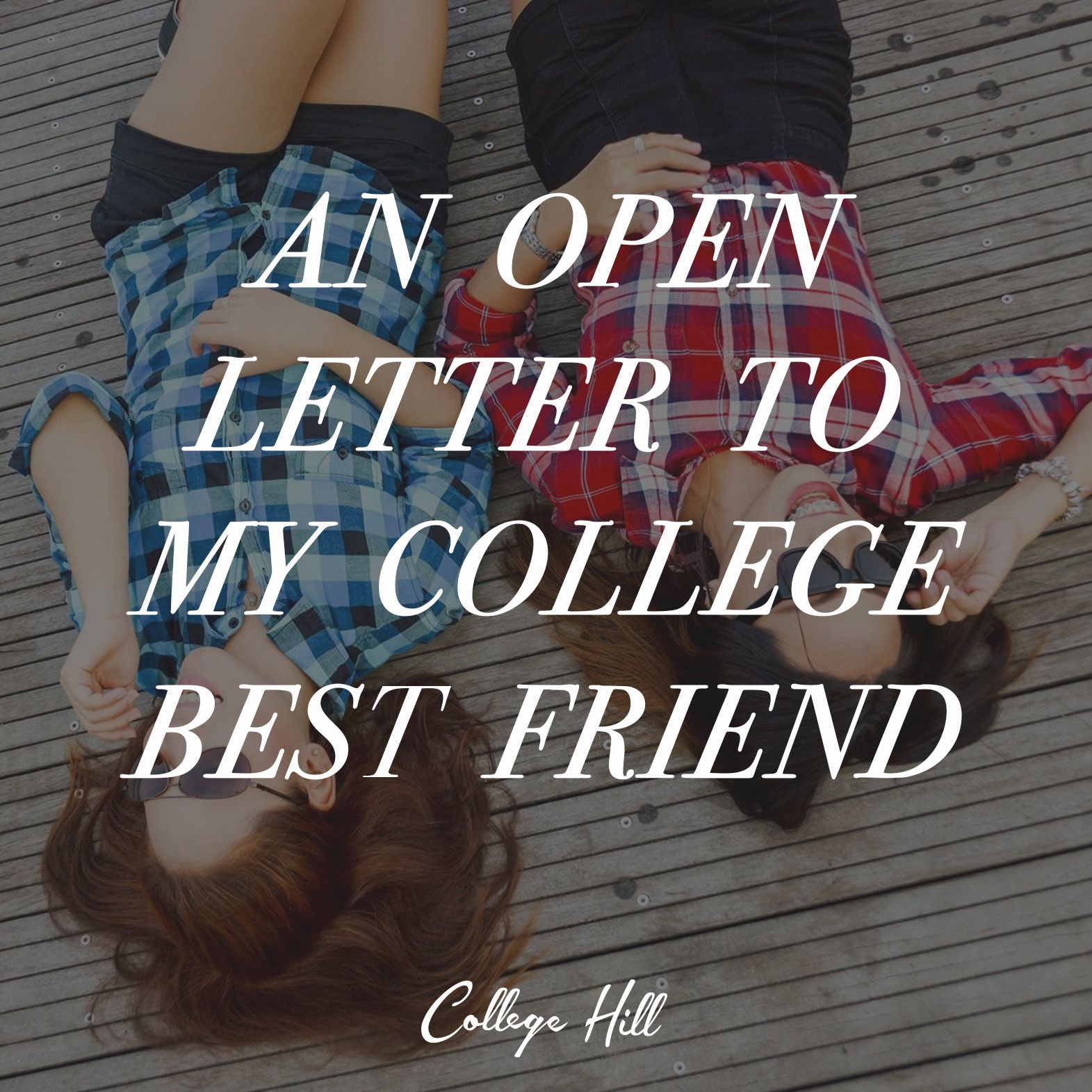 Girl Meets My College Friend