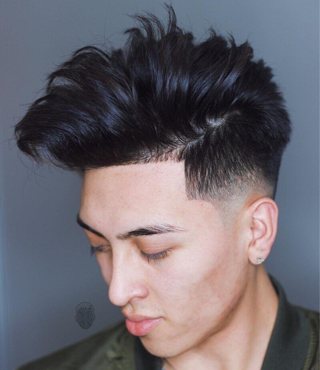 Boy haircuts not too short cool menus medium length haircuts   hairstyles  pinterest