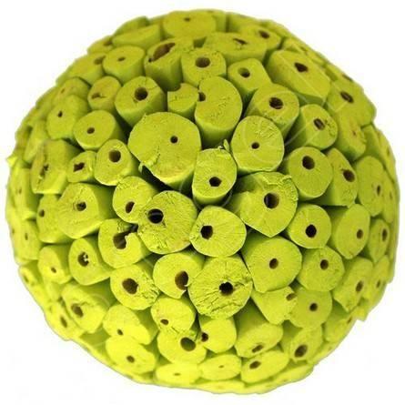 Lime Green Decorative Balls Adorable Lime Green Puff Ball Tissue