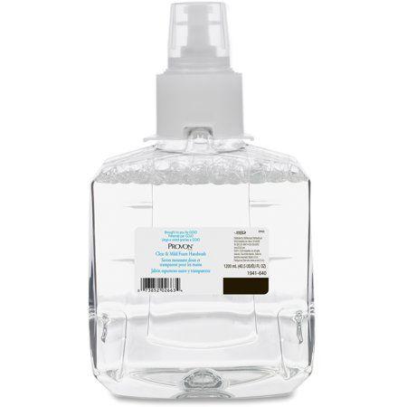 Provon Goj194102 Clean Mild Foam Handwash Refill 1 Each Clear
