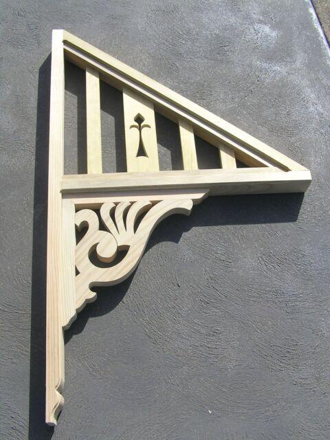 Wooden Verandah Bracket / Window Awning Bracket/Canopy ...