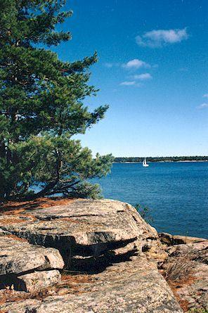 Parry Sound, Georgian Bay, Ontario