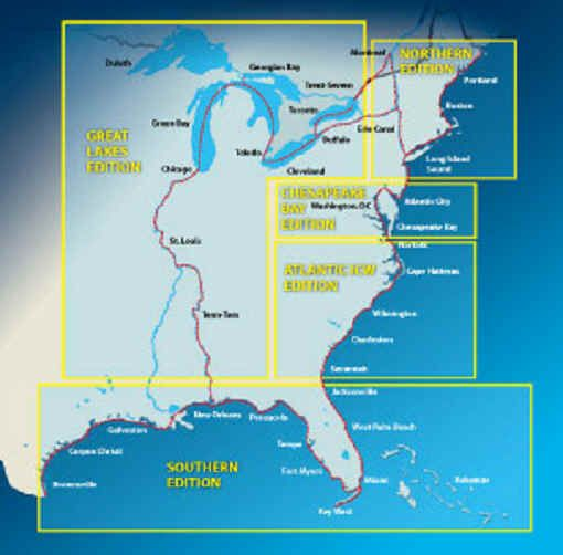 Image result for Gulf Intracoastal Waterway Map Route | Map ...