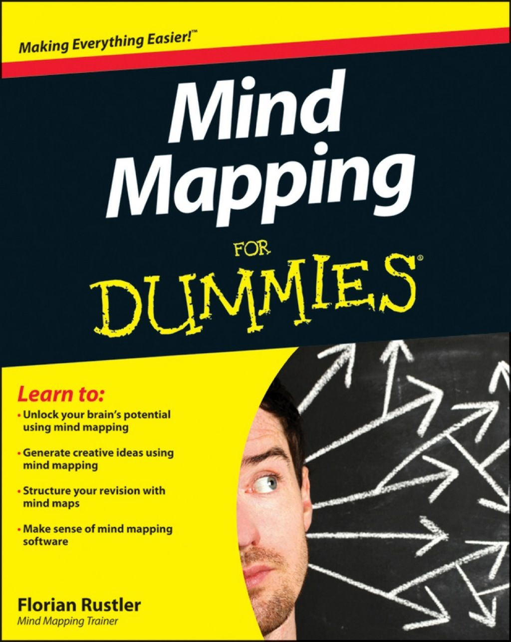 Mind Mapping For Dummies (eBook Rental) in 2020 Mind map