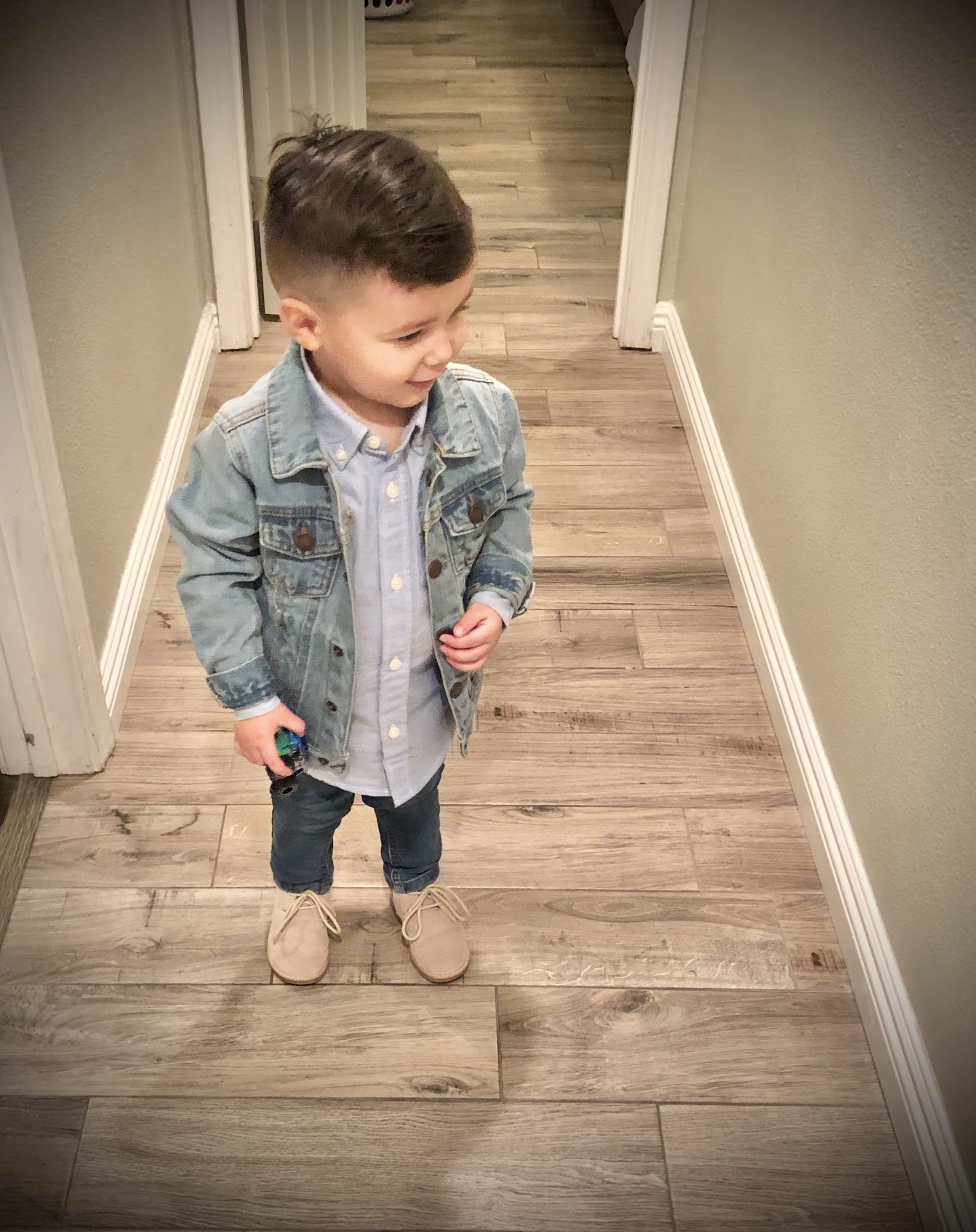 Quinn Denim Jacket Baby Toddler Kids Clothing Trendy Boy Outfits Boys Fall Outfits Baby Boy Fashion [ 3013 x 2387 Pixel ]