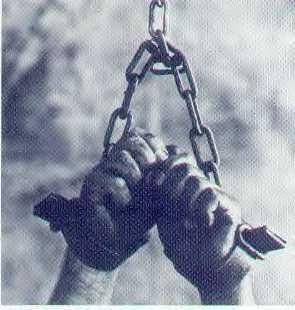 Remember those in bonds as if you were chained with them.  Hebrews 13