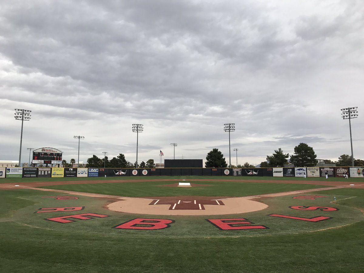 Unlv Baseball Is Back For The 2017 Season Unlv Baseball College Baseball