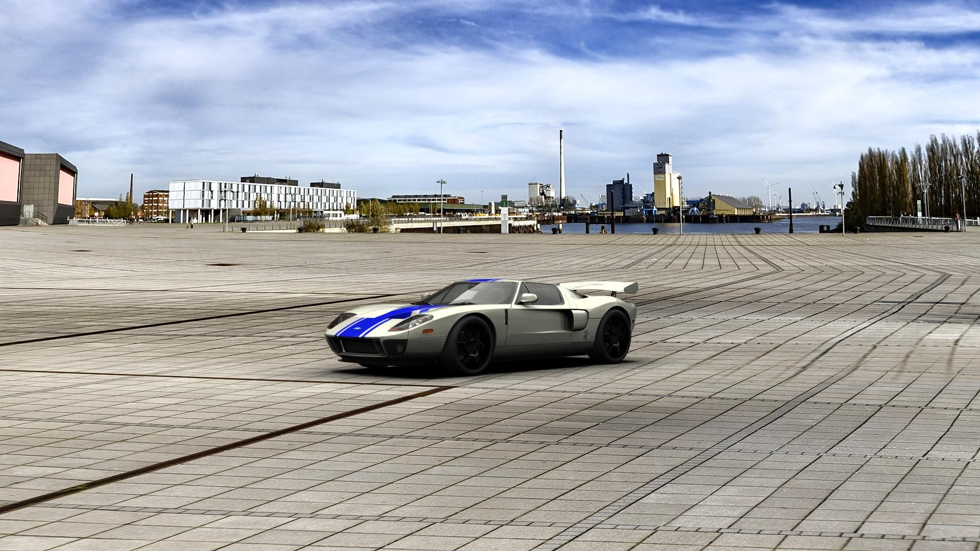 Checkout My Tuning Ford Gt 2005 At 3dtuning 3dtuning Tuning Autos
