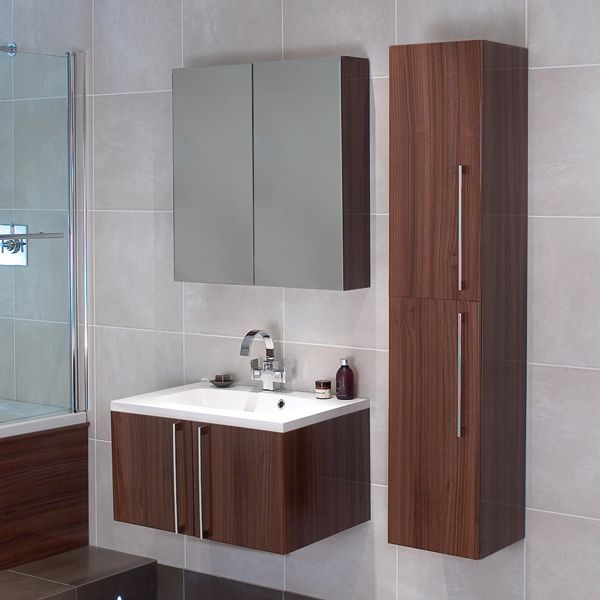 Cloakroom Vanity Units Small Ensuite Slimline