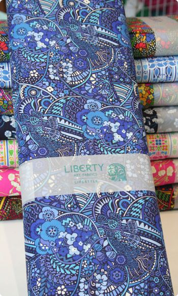 Liberty Lifestyle Fabrics - Mackintosh B