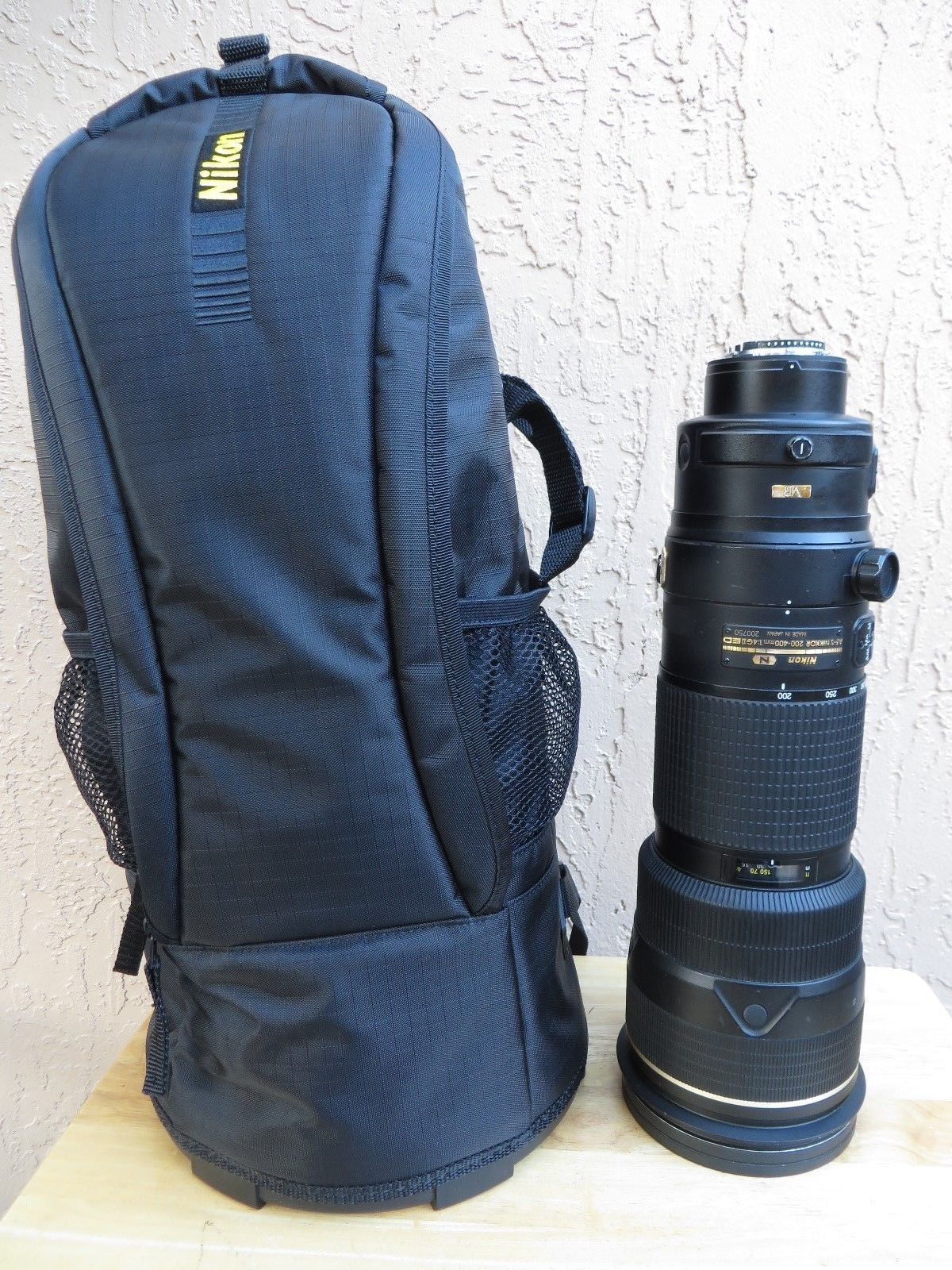 Nikon Nikkor Af S 200 400mm F4 G Ed Vr Ii N Zoom Lens Sharp No Reserve Zoom Lens Stuff To Buy Bags