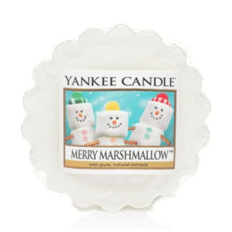 Pin By Sands Gifts On Yankee Candles Tart Marshmallow