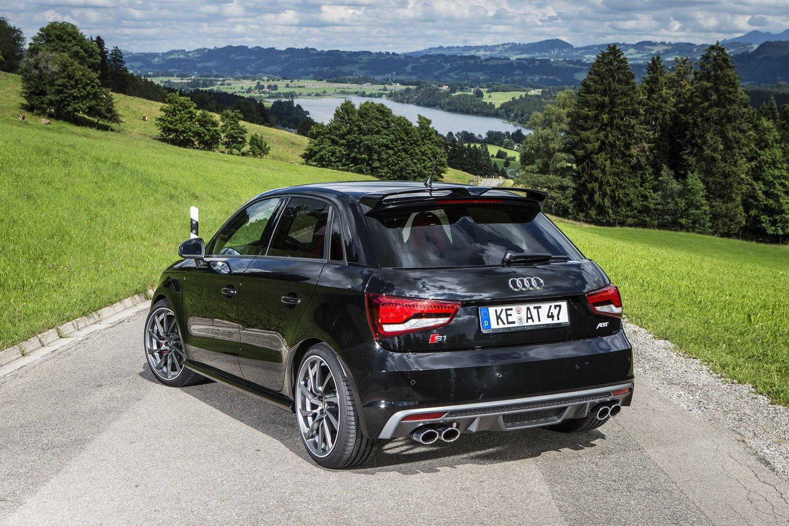 New Audi S1 By Abt Has 310ps Under Its Hood Audi Car Guide