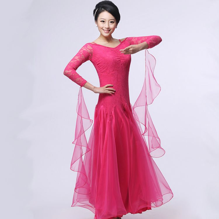 Find More Information about Adult Modern Dance One piece Dress ...