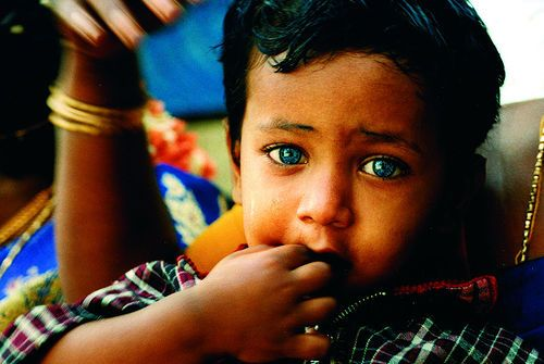 Blue Eyed Indian People With Blue Eyes Blue Eyes Change Your