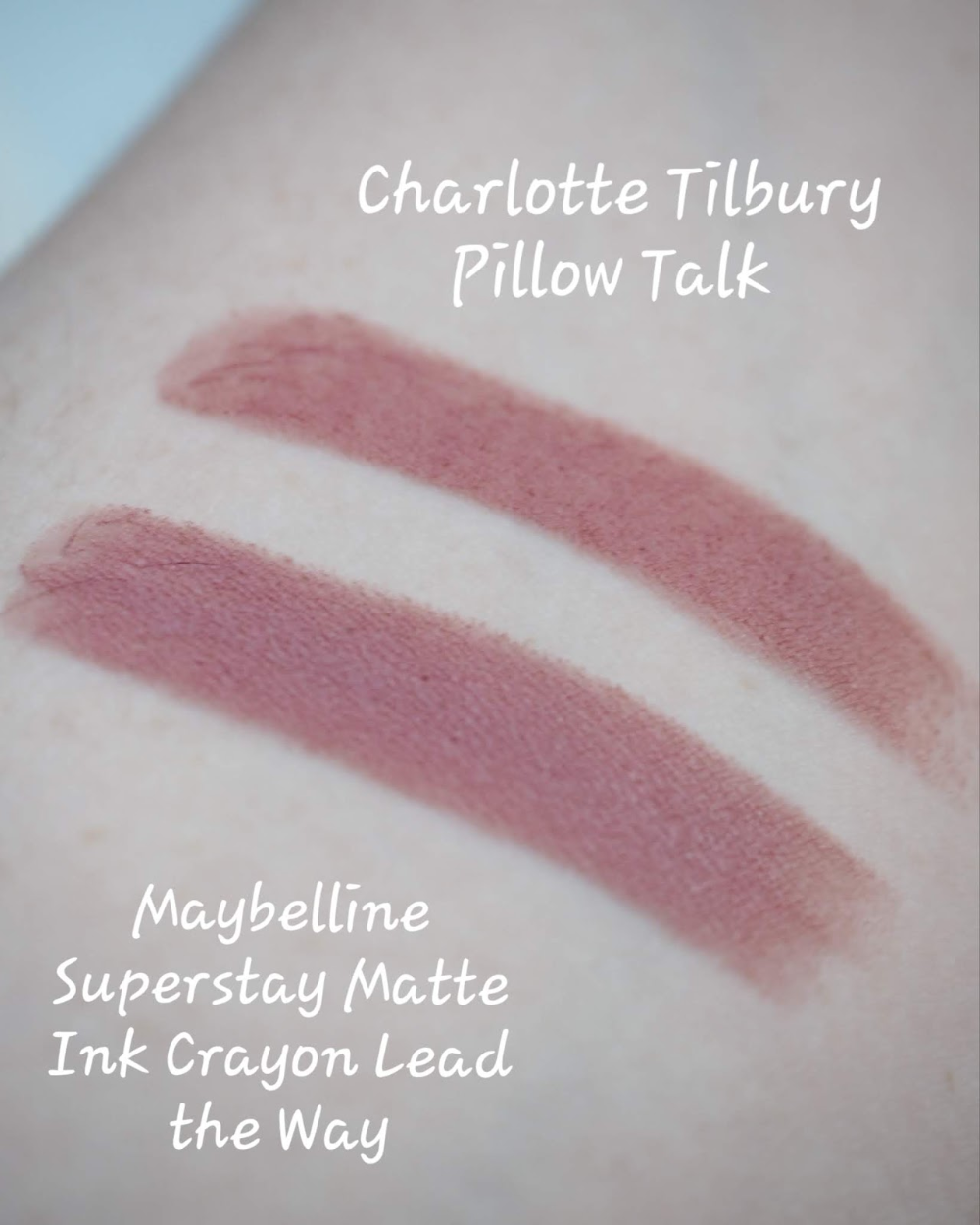 Charlotte Tilbury Pillow Talk Lipstick Review and Dupe