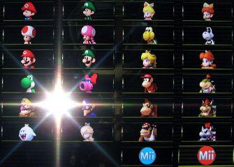 Complete Mario Kart Wii Character Roster Daren Mario Wii