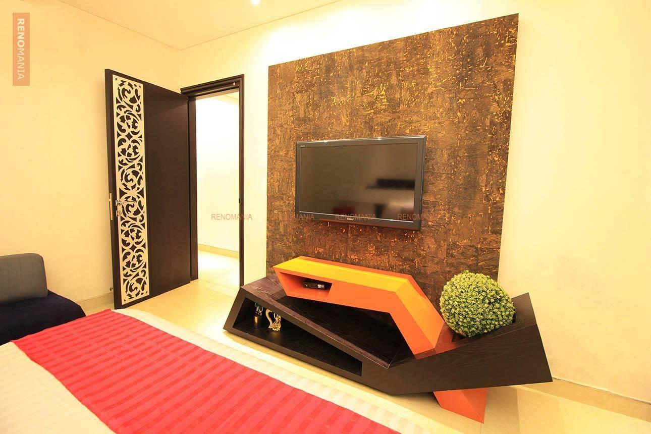Pokar Architects tv units Pinterest