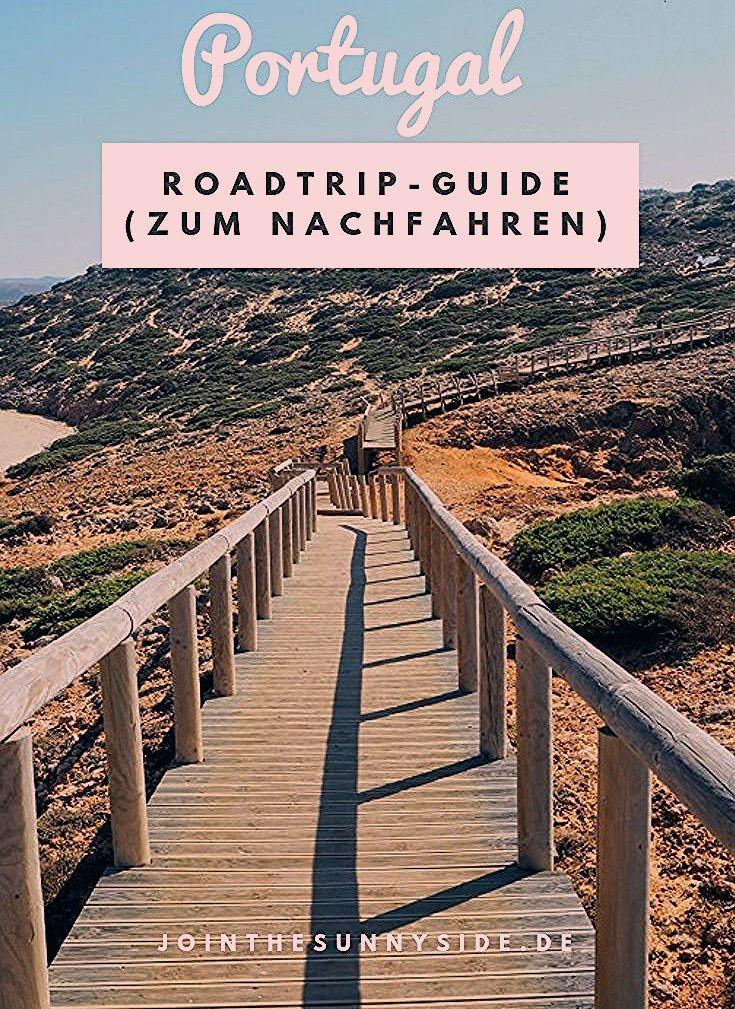 Photo of Portugal-Roadtrip (Westküste) – Reiseguide inkl. Routenbeispiel • Join The Sunny Side
