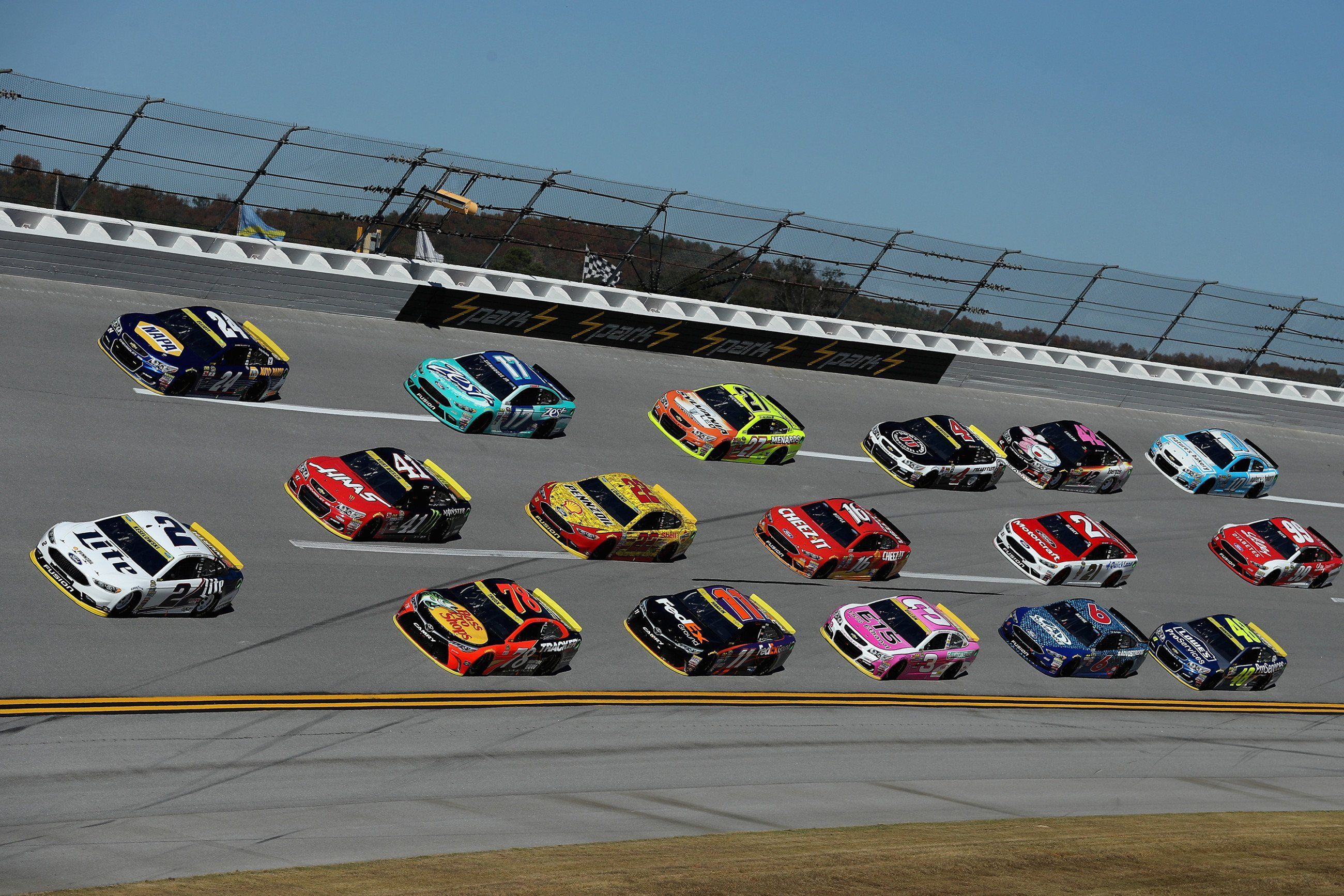Charlotte Motor Speedway: Restrictor plate | Charlotte, NASCAR and Cars