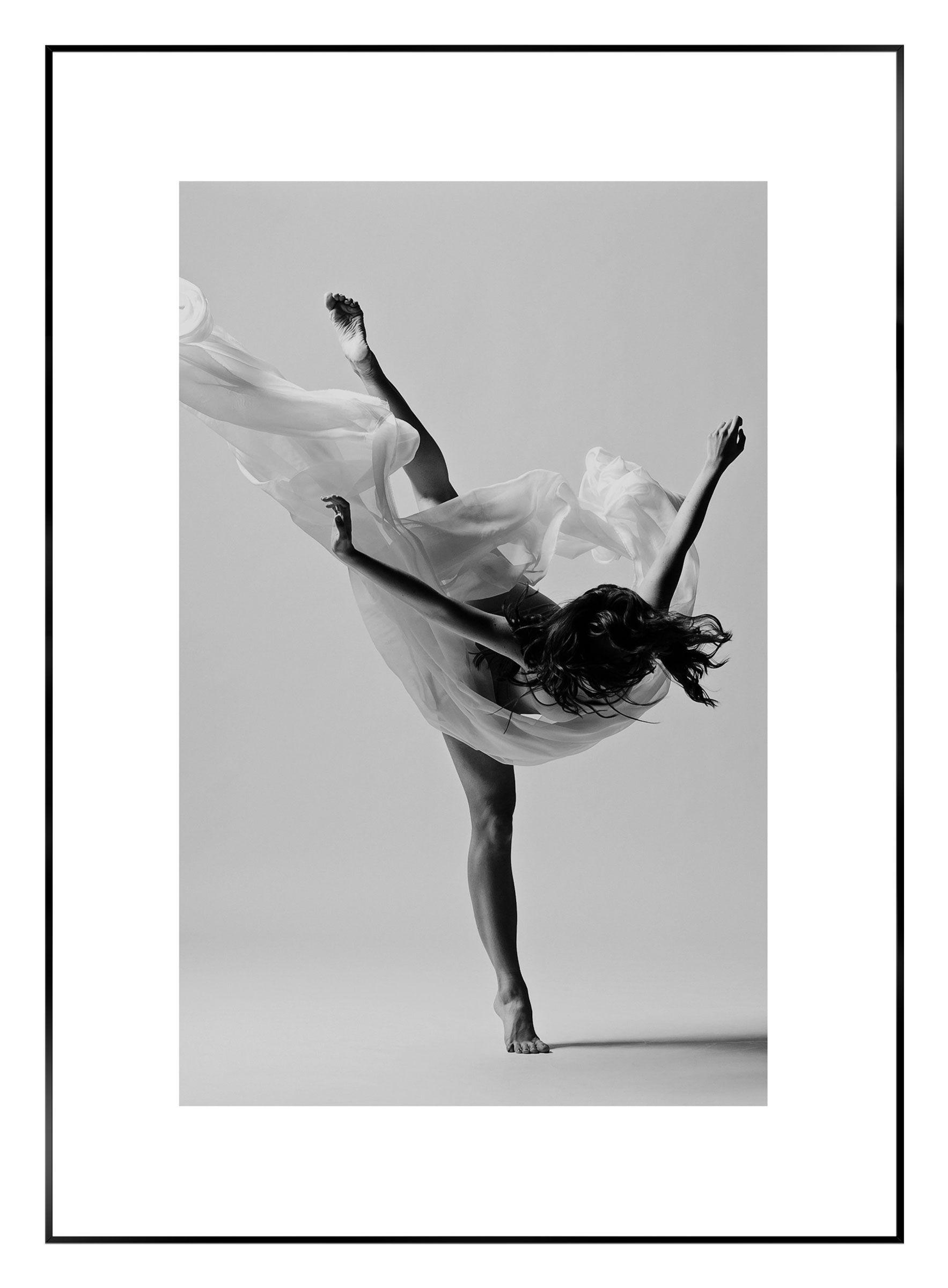 Bild Ballet Balletttänzerin Sw Bilder Schwarzes Bild Schwarz Weiß