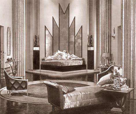 Art Deco Bedroom Art Deco Interior Design Art Deco Room Art