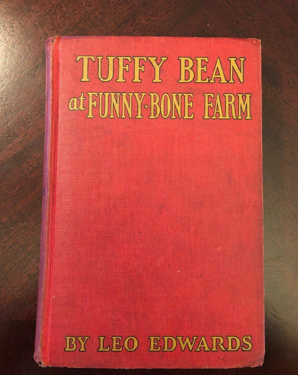 Vintage Tuffy Bean At Funny Bone Farm By Leo Edwards C 1931 By Cherriesprimitives On Etsy Bones Funny Etsy Funny